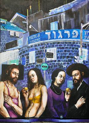 Adam And Eve Original by Nekoda  Singer