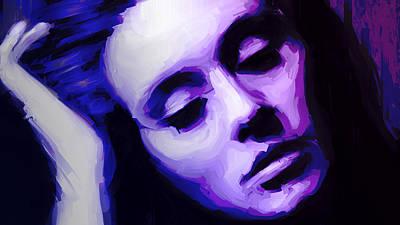 Adele Digital Art - Adele by Jennifer Hotai
