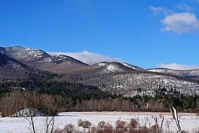 New York State Photograph - Adirondack Winter by Heather Allen