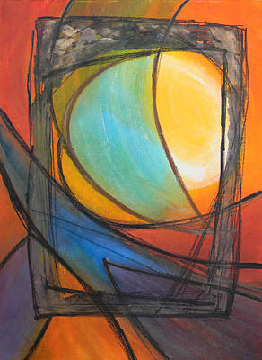 Painting - Admit Light by Adel Nemeth