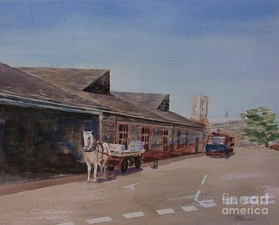 Adnams Brewery Print by Martin Howard