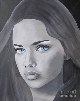 Georgio Painting - Adriana Lima Vs by Jeepee Aero