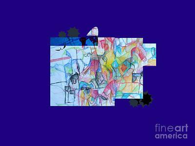 Self-actualization Digital Art - Advertisement Of Self 1a by David Baruch Wolk