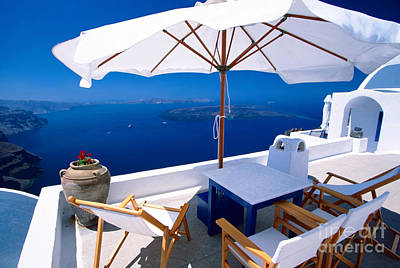 Vacances Photograph - Aegean View by Aiolos Greek Collections