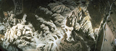 Aerial View Of Rock Formations Print by Panoramic Images
