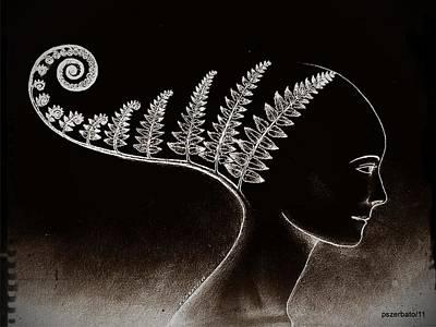 Moral Digital Art - Aesthetics Awakens The Ethical by Paulo Zerbato
