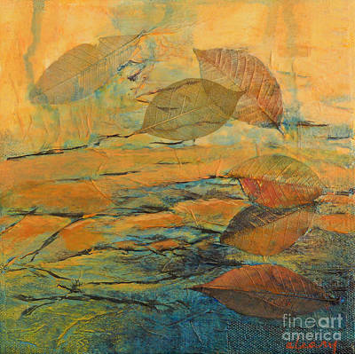 Afloat 2 Print by Melody Cleary