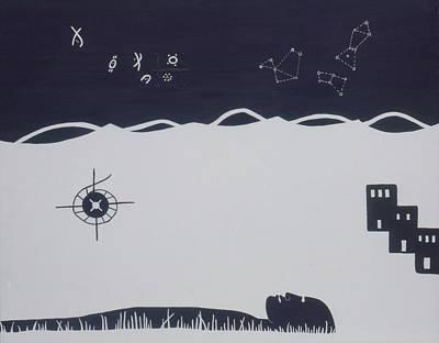 Africa Print by Elle Nicolai