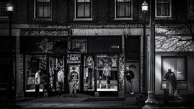 Everyday Photograph - After Hours  by Bob Orsillo