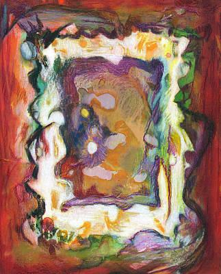 After Rouault Original by Ethel  Mann