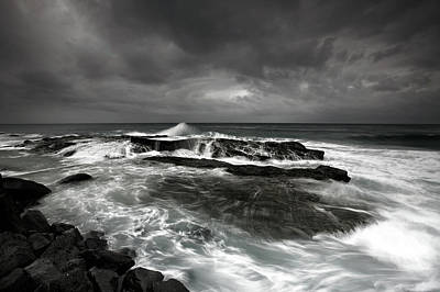 Thunder Photograph - After The Storm by Mel Brackstone