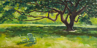 Painting - Afternoon Breaktime by Betty McGlamery