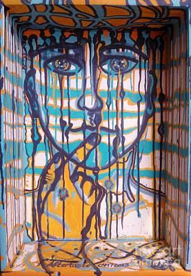 Aftertaste Print by Adriana Garces
