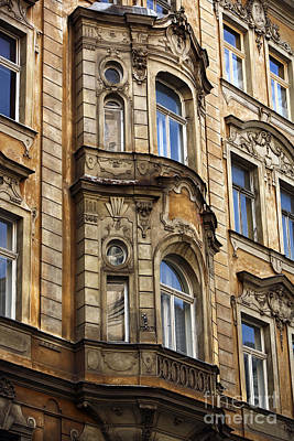 Prague Photograph - Ageless by John Rizzuto