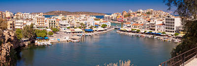 Agios Nikolaos Crete Original by Evgeny Ivanov