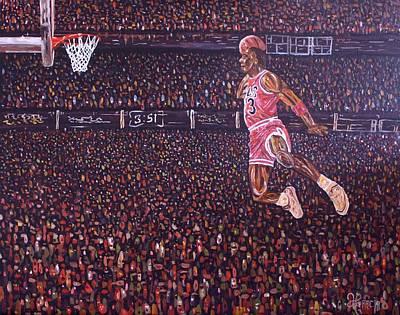 Air Jordan  Original by John Garcia