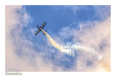Plane Photograph - Air Show Selfridge Mxs by LeeAnn McLaneGoetz McLaneGoetzStudioLLCcom