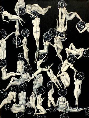 Airheads Print by Carol Stocki