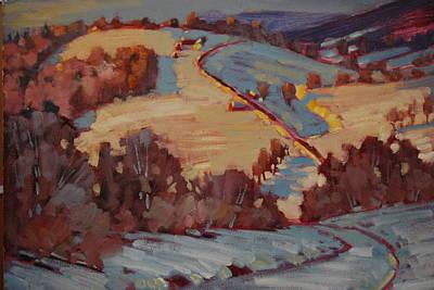 Airyhill Patterns Original by Len Stomski