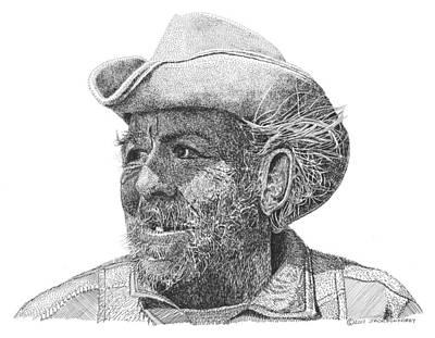 Cowboy Al Holman  Original by Jack Pumphrey