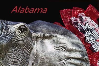 Alabama Print by Kathy Clark