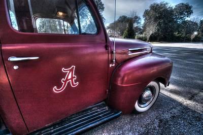 Alabama Truck Original by Michael Thomas