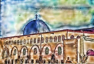 Alaqsa-mosque3 Original by Astro Nader