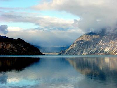 Alaskan Splendor Print by Karen Wiles