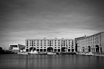 Scouse Photograph - Albert Dock by Ken Biggs