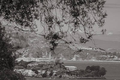 Alcatraz Photograph - Alcatraz In San Fransico by John McGraw