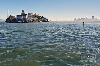 Alcatraz Photograph - Alcatraz by Justin Paget