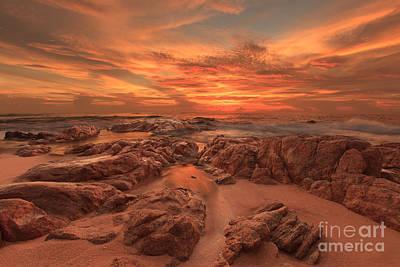Pete Reynolds Photograph - Alchemy On The Rocks by Pete Reynolds