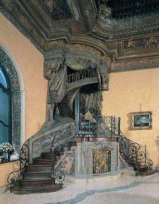 Alemagna Emilio, Trivulzio Palace Print by Everett