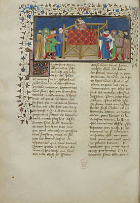 Personalities Photograph - Alexander Addresses His People by British Library