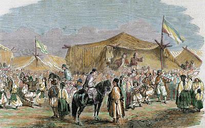 Alexander John Cuza (husi Print by Prisma Archivo