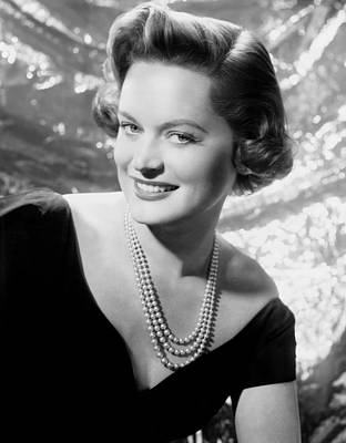 Alexis Smith, Ca. Early 1950s Print by Everett