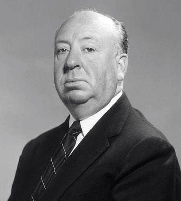 Film Maker Photograph - Alfred Hitchcock by Daniel Hagerman