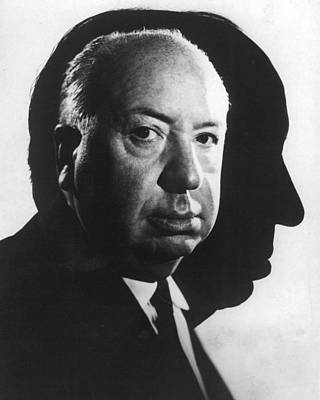 Archives Photograph - Alfred Hitchcock by Retro Images Archive