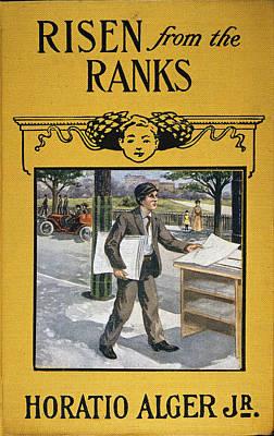 Novel Painting - Alger Cover, 19th Century by Granger