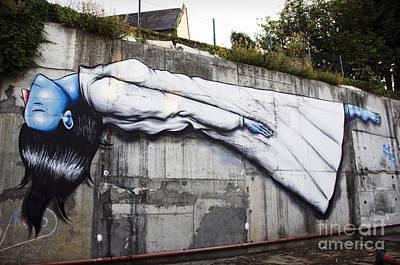 Urban Art Photograph - Alice by RicardMN Photography