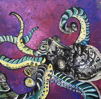 Alien Of The Sea Original by Sasha Ballon
