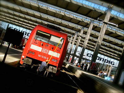 Muenchen Photograph - All Clear by Jon Berry OsoPorto
