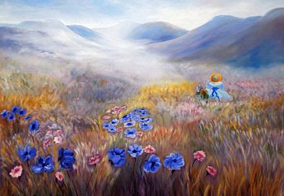 All In A Dream - Impressionism Original by Georgiana Romanovna