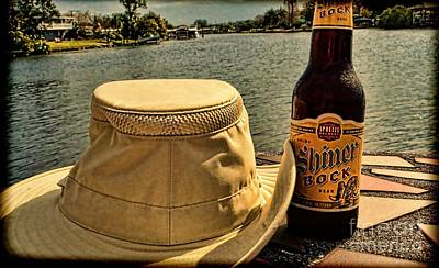 Shiner Photograph - All You Need by Pamela Blizzard