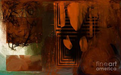 Unsolved Digital Art - Allagash  by Jevlin  Voyles