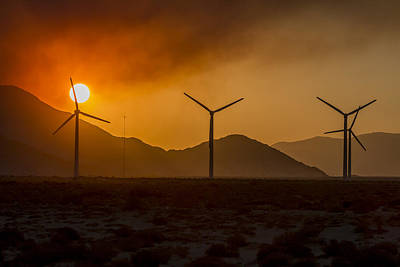 Wildfire Photograph - Alternative Apocalypse by Scott Campbell