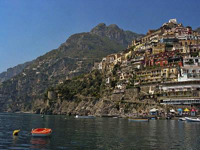 Landscape Photograph - Amalfi View by Andrew Soundarajan