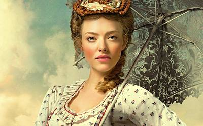 Amanda Seyfried A Million Ways To Die In The West  Print by Movie Poster Prints