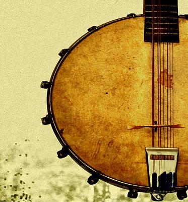 Mandolin Photograph - Americana Music by Bill Cannon