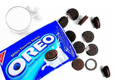 Oreo Photograph - America's Favorite Cookie by Diana Angstadt